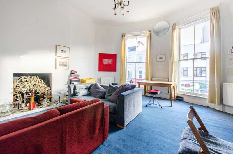 2 Bedrooms Flat for sale in Deptford High Street, Deptford, SE8