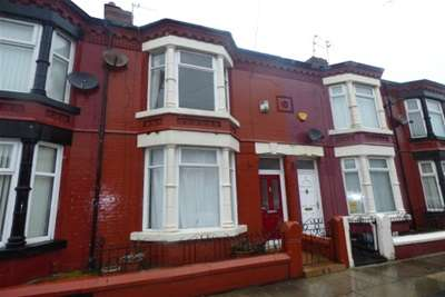3 Bedrooms House for rent in Croxteth Road, L20 5EA