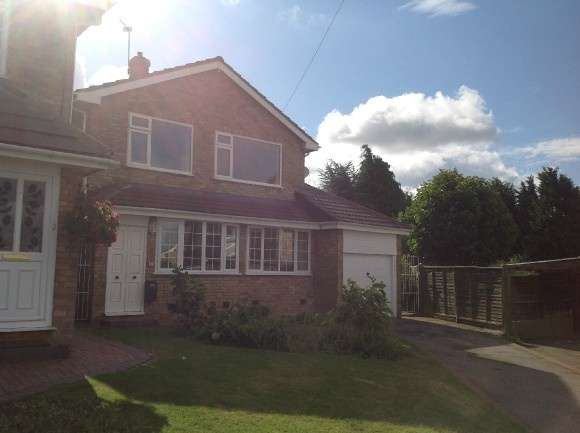 3 Bedrooms Detached House for rent in Godfrey Close, Radford Semele, Leamington Spa