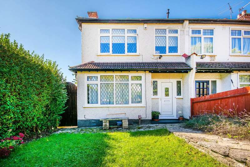 3 Bedrooms Semi Detached House for sale in Pollards Hill South, Norbury, SW16