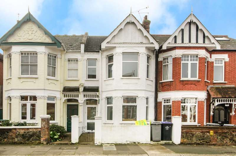 3 Bedrooms Flat for sale in Olive Road, Cricklewood, NW2