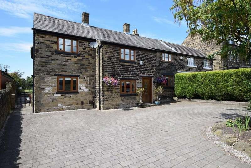 4 Bedrooms Cottage House for sale in Main Street, Billinge, Nr Wigan