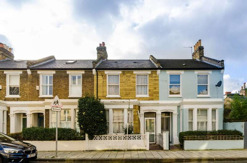 4 Bedrooms House for sale in Kay Road, Clapham North, SW9