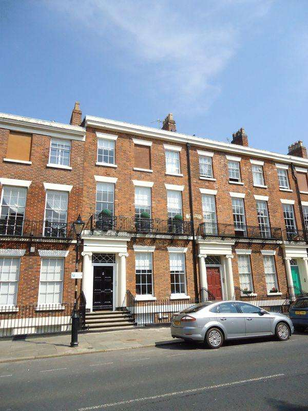 3 Bedrooms Apartment Flat for rent in Canning Street, Liverpool
