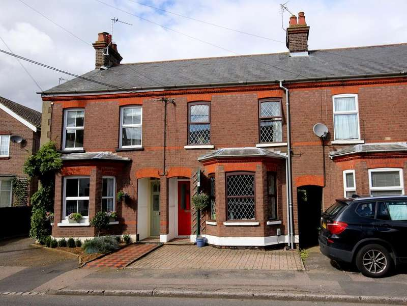 3 Bedrooms Terraced House for sale in Princes Street, Toddington, LU5