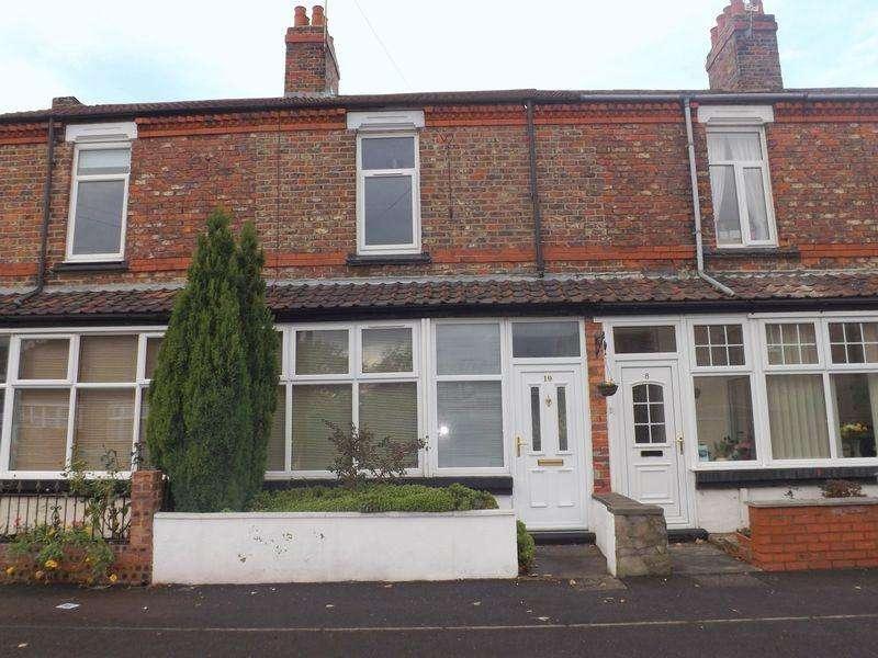2 Bedrooms Terraced House for sale in Westlands Road, Eaglescliffe