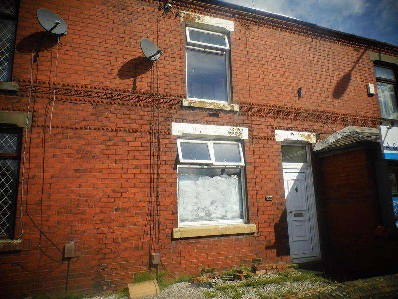 2 Bedrooms Terraced House for sale in Wigan Road, Westhoughton