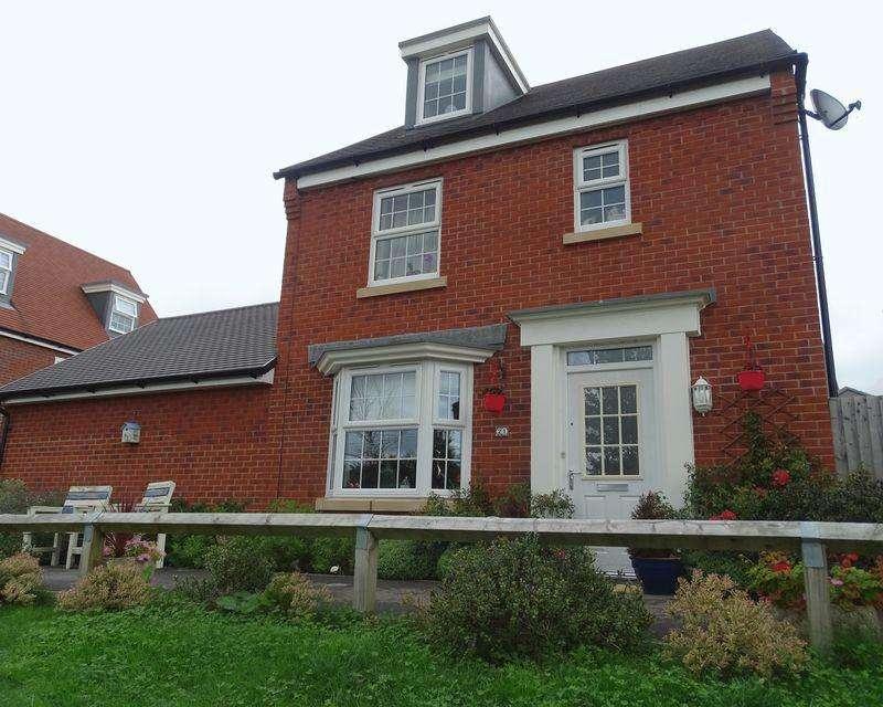 4 Bedrooms Detached House for sale in Corncockle Close, Melksham