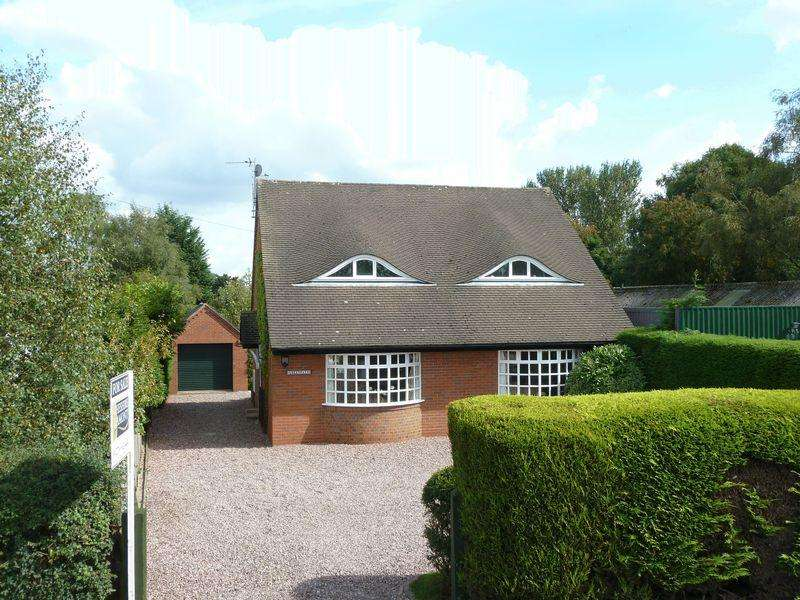 4 Bedrooms Detached House for sale in Swanley Lane, Swanley, Near Nantwich