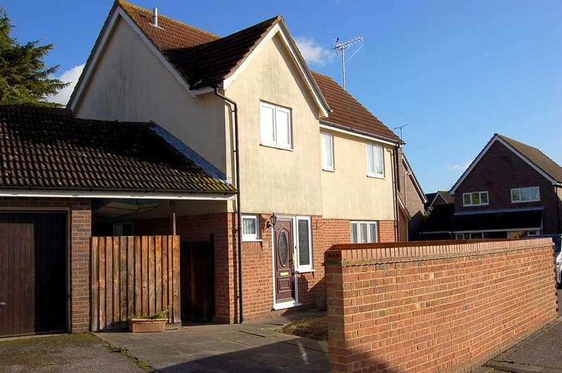 3 Bedrooms Detached House for sale in Leeward Road, South Woodham Ferrers, Chelmsford