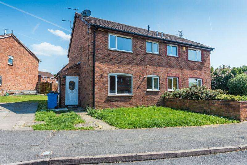 1 Bedroom Semi Detached House for sale in Bamford Close, Runcorn