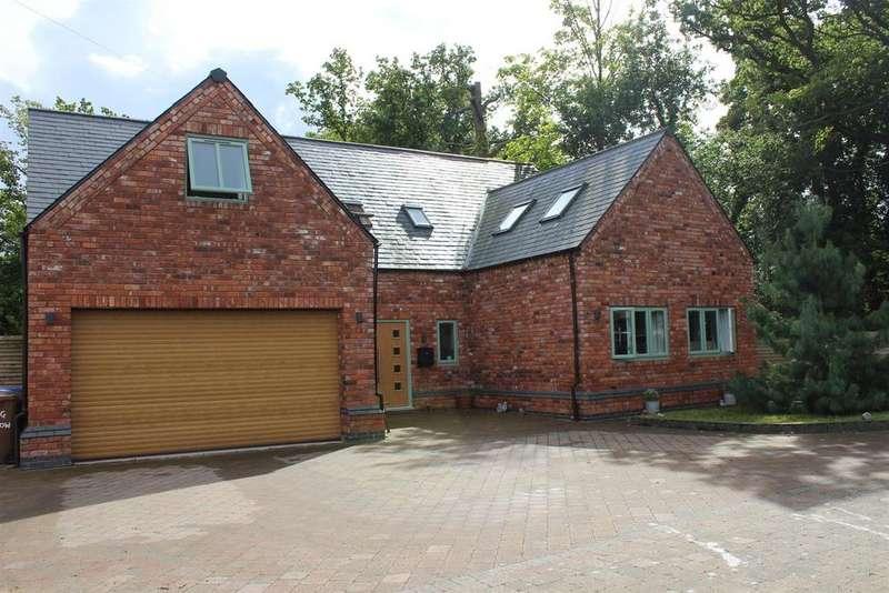 5 Bedrooms Detached House for sale in Park Lane, Bonehill, Tamworth