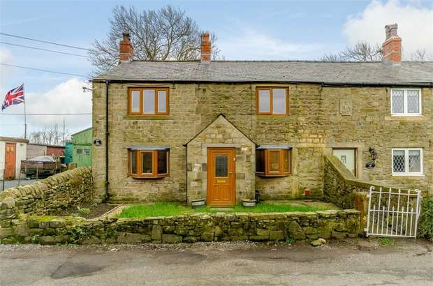 3 Bedrooms Cottage House for sale in Cow Hill, Haighton, Preston, Lancashire