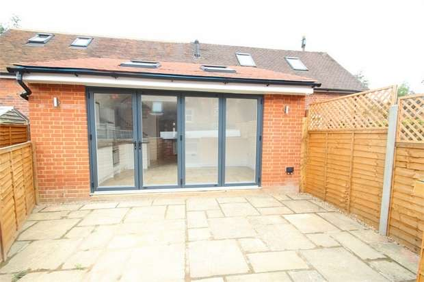 1 Bedroom Terraced House for sale in Weston Road, GUILDFORD, Surrey