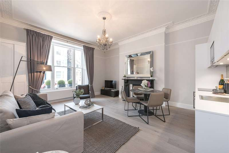 2 Bedrooms Flat for sale in Colville Road, London, W11