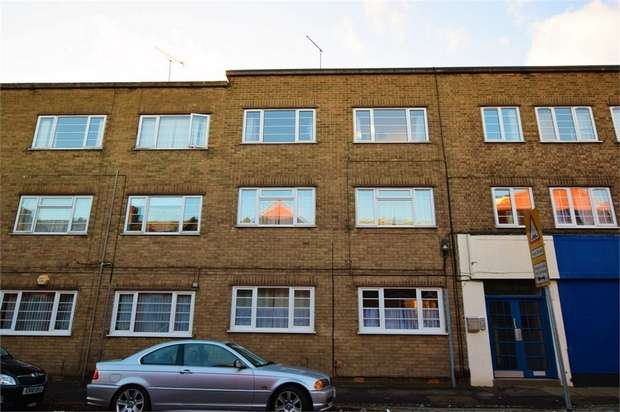 2 Bedrooms Flat for sale in East Street, Abington, NORTHAMPTON