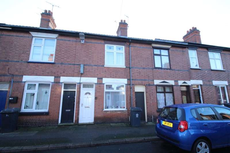 2 Bedrooms Property for sale in Paget Road, Leicester, LE3