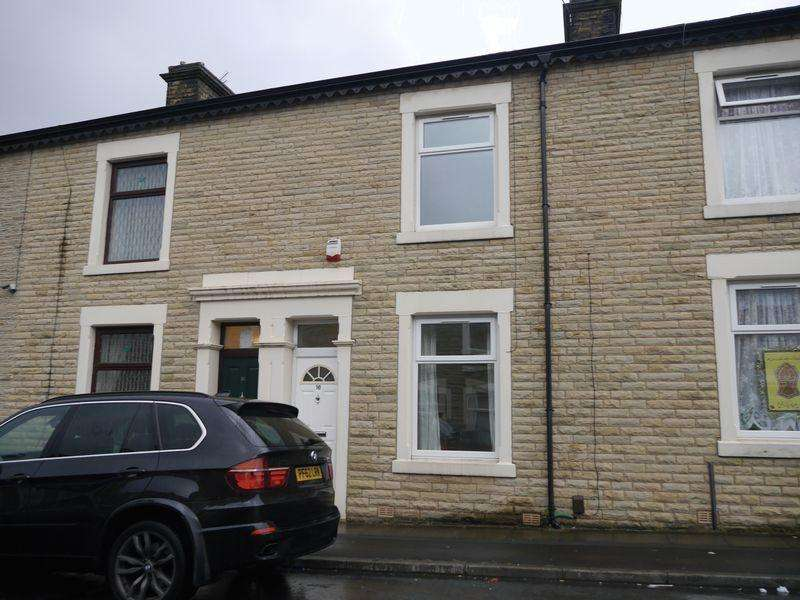 3 Bedrooms Terraced House for sale in Russia Street, Accrington.