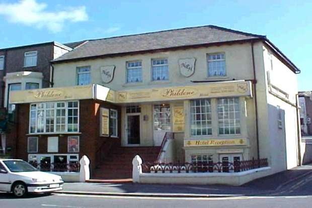 17 Bedrooms Hotel Gust House for sale in St Chads Road South Shore Blackpool