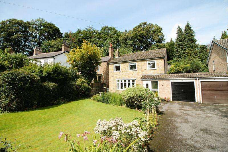 4 Bedrooms Link Detached House for sale in Skellbank, Ripon