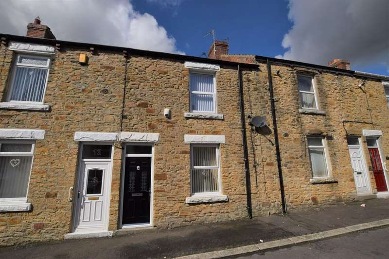 2 Bedrooms Terraced House for sale in Unity Terrace, New Kyo, Stanley