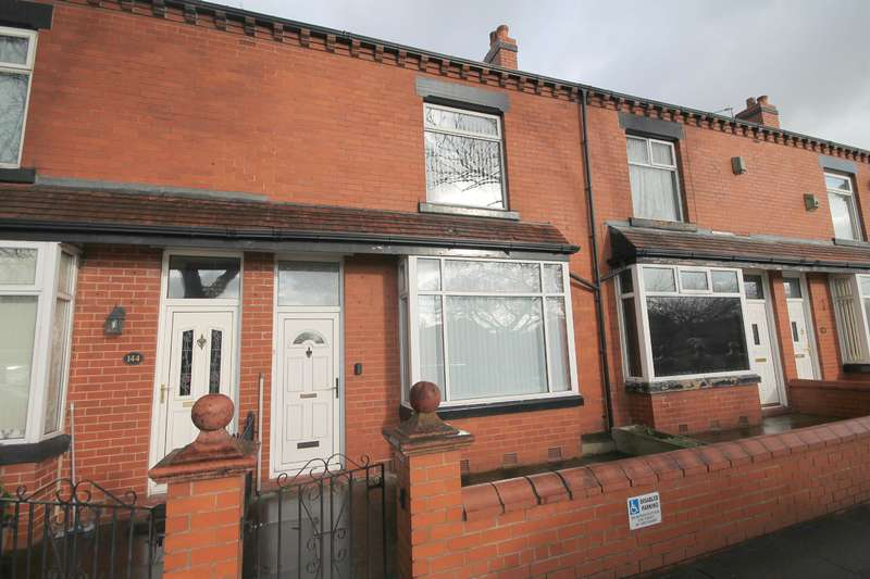 3 Bedrooms Terraced House for sale in Campbell Street, Farnworth, Bolton, BL4 7HW