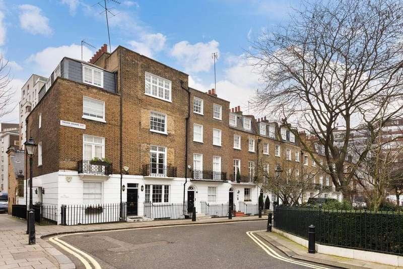 4 Bedrooms Terraced House for sale in Trevor Square, Knightsbridge, London, SW7