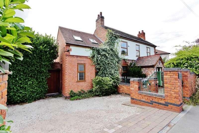4 Bedrooms Detached House for sale in Watling Street, Dordon