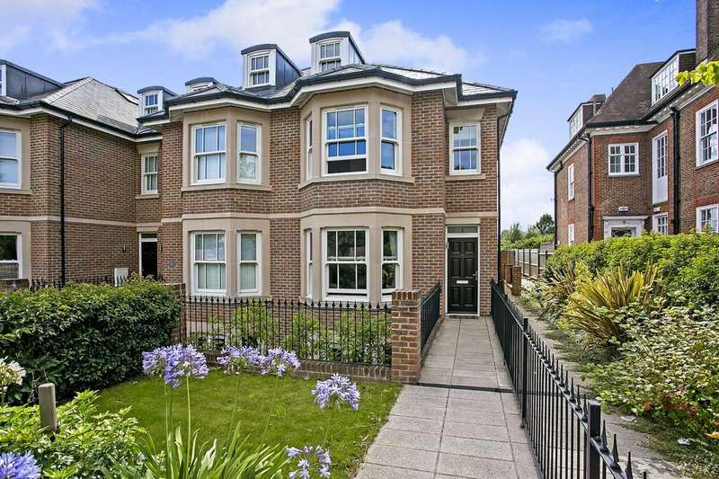 4 Bedrooms End Of Terrace House for sale in London Road, Southborough
