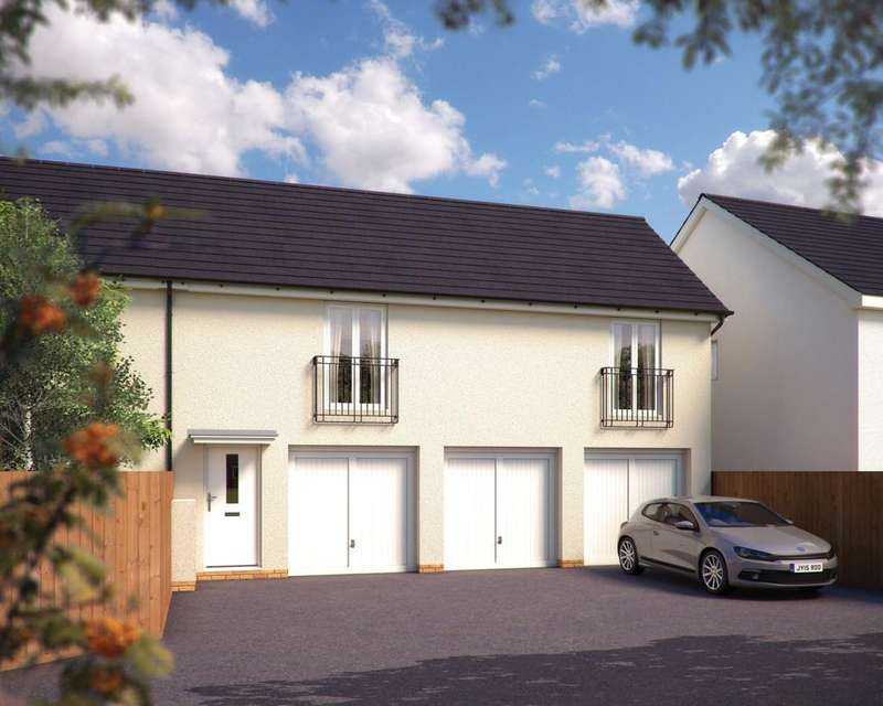 2 Bedrooms House for sale in Turnstone Rise, Cranbrook,