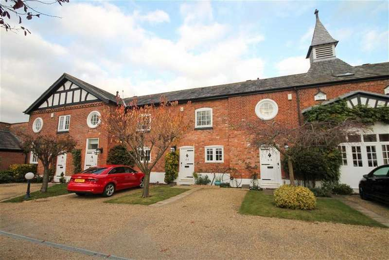 2 Bedrooms Mews House for sale in The Barns, Bostock Hall