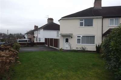 3 Bedrooms Semi Detached House for rent in Alfred Street; Castle; Northwich; CW8