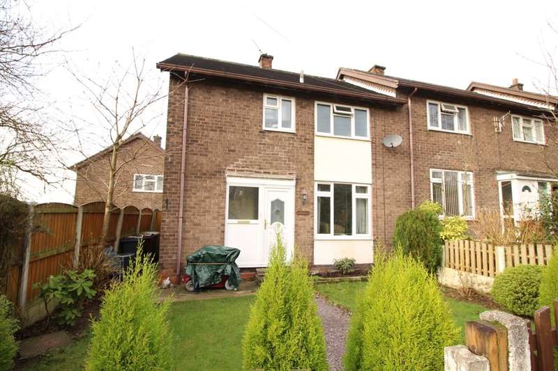 2 Bedrooms Terraced House for sale in Ridings Road, Hadfield, Glossop, SK13