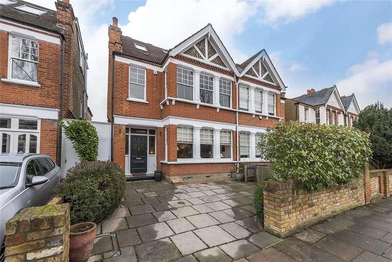 4 Bedrooms Semi Detached House for sale in Langham Road, Teddington, TW11