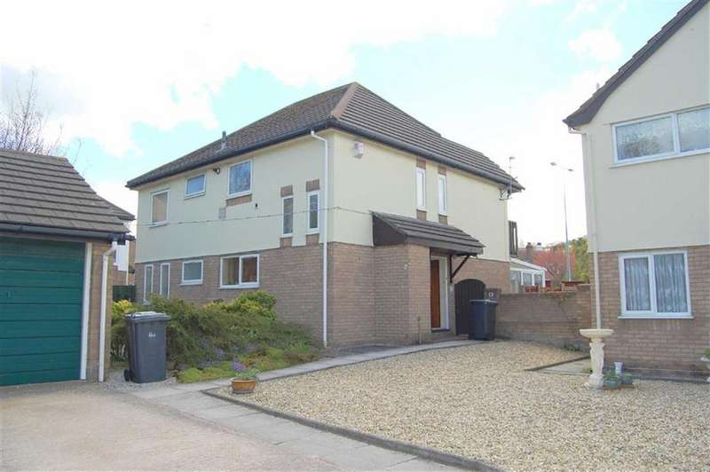 2 Bedrooms Apartment Flat for sale in Duchess Close, Liddell Park, Llandudno, Conwy