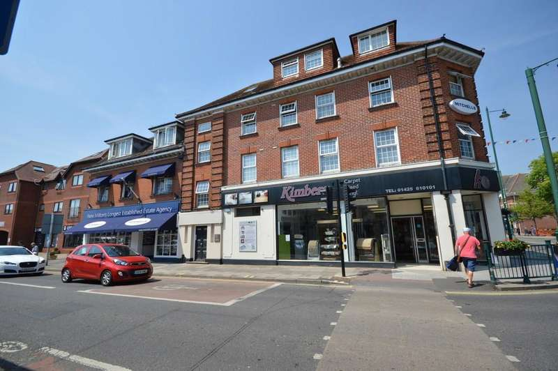 1 Bedroom Apartment Flat for sale in Old Milton Road, New Milton