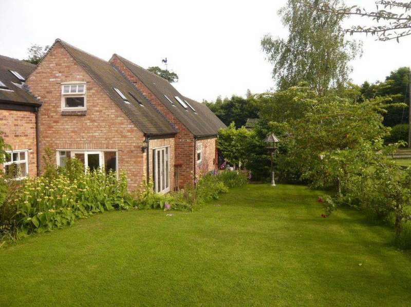 4 Bedrooms Detached House for sale in Park Farm, Ashby De La Zouch