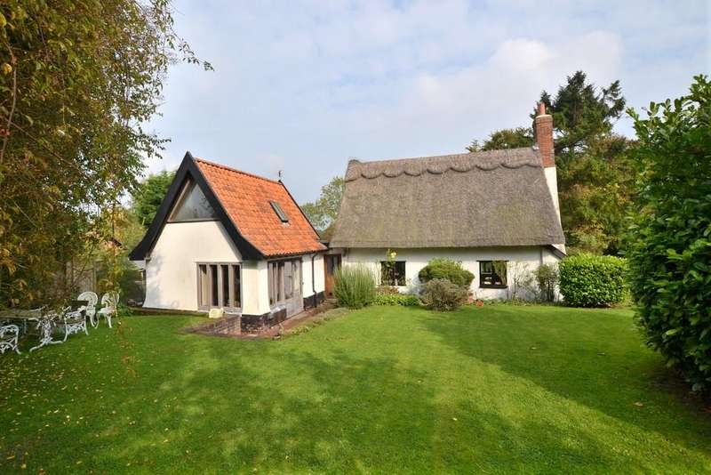 3 Bedrooms Detached House for sale in Little Green, Burgate, Suffolk
