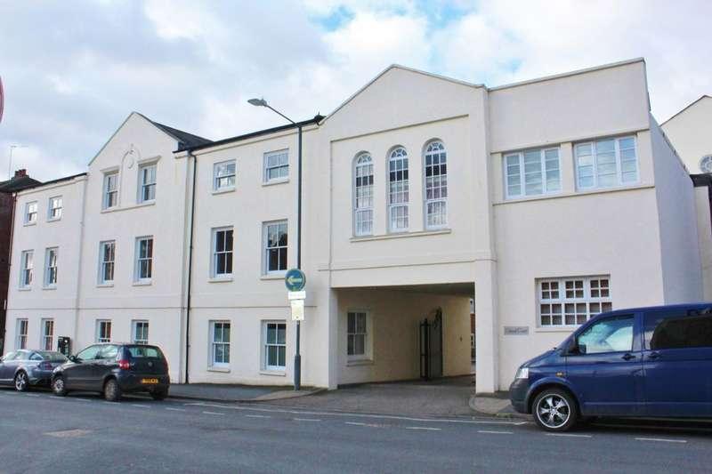 1 Bedroom Flat for sale in Windsor Street, Leamington Spa, CV32