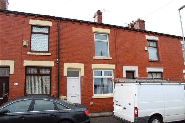 2 Bedrooms Terraced House for sale in Burnley Lane, Oldham