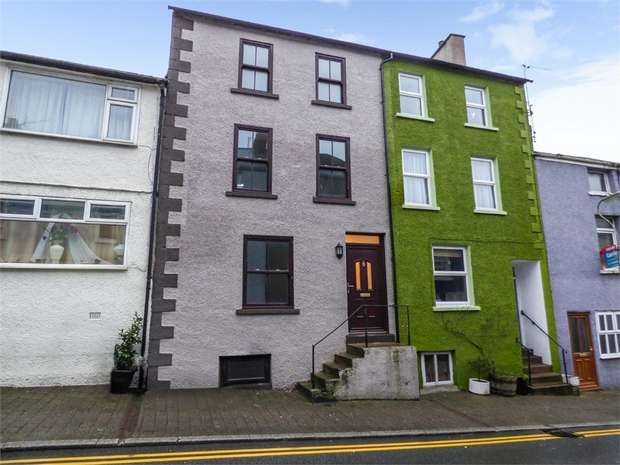 4 Bedrooms Terraced House for sale in Soutergate, Ulverston, Cumbria