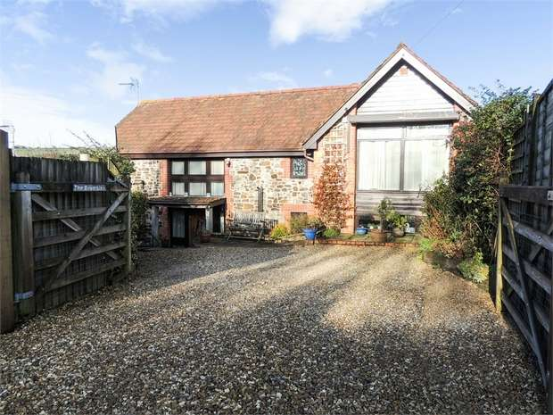 4 Bedrooms Detached House for sale in Dulverton, Dulverton, Somerset