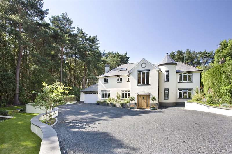 5 Bedrooms Detached House for sale in Heather Drive, Sunningdale, Berkshire, SL5