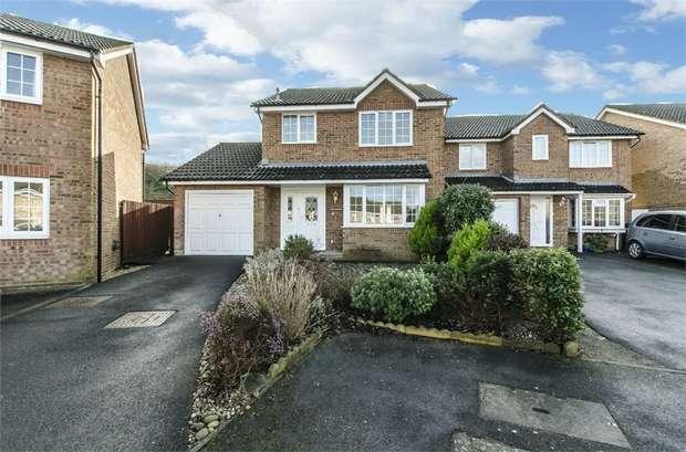3 Bedrooms Detached House for sale in Stubbington Way, Fair Oak, EASTLEIGH, Hampshire