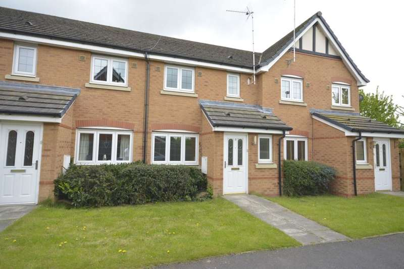 3 Bedrooms Property for sale in Neston Close, Helsby, Frodsham, WA6