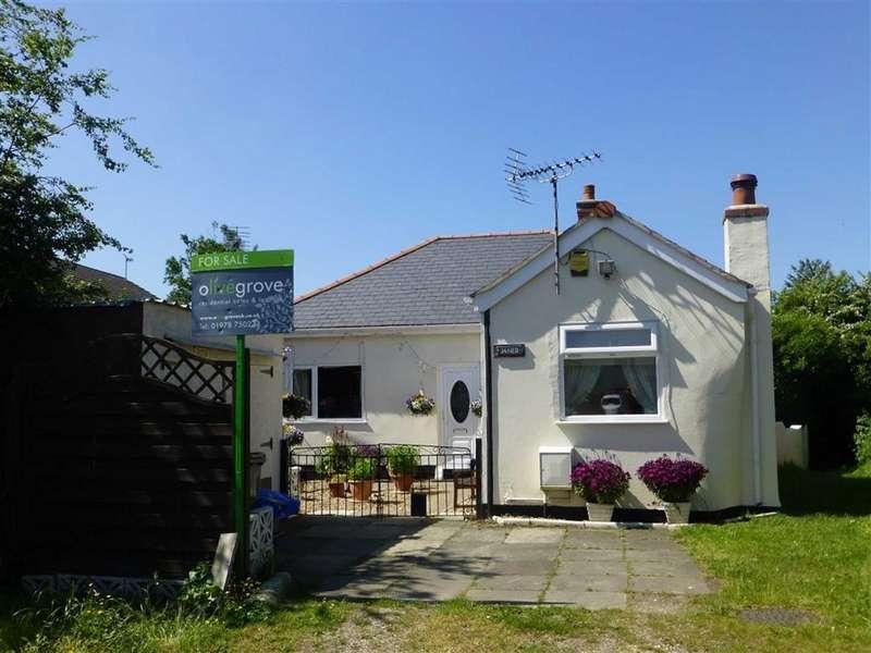 3 Bedrooms Detached Bungalow for sale in Clayton Road, Pentre Broughton, Wrexham