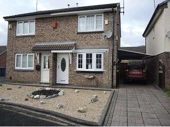 2 Bedrooms Semi Detached House for sale in Mereview Crescent, Croxteth Park, Liverpool