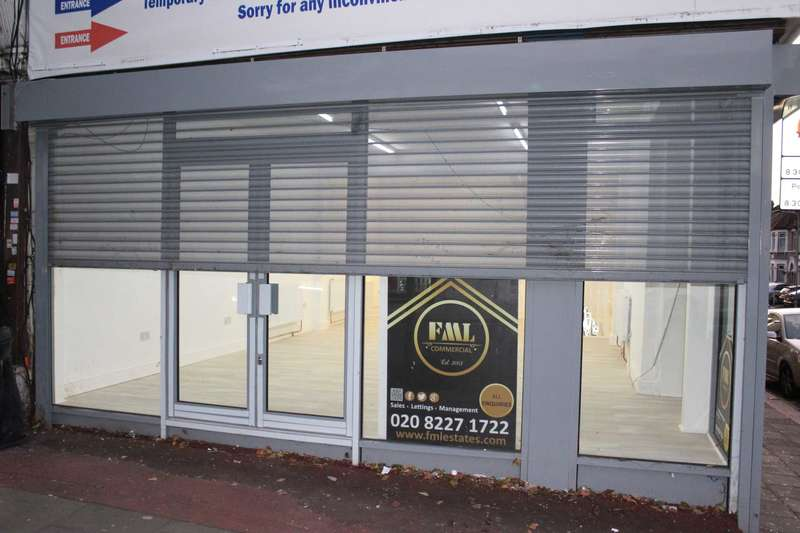Commercial Property for rent in Retail shop on the the Ilford Lane, Ilford, IG1 2LA