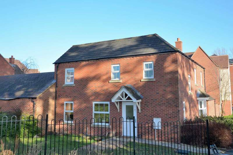 3 Bedrooms Detached House for sale in Bletchley Park