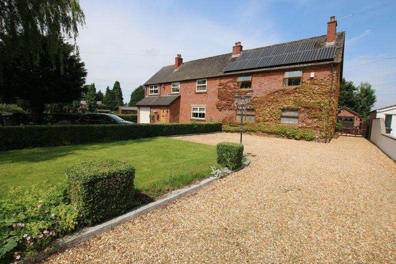 5 Bedrooms Semi Detached House for sale in Dob Lane, Little Hoole